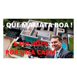 Flavio Bolsonaro, que mamata boa!!!!!