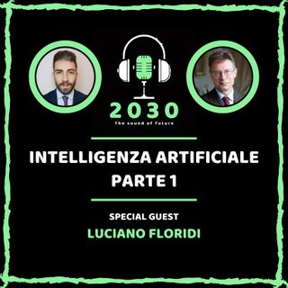 1.1 L'intelligenza artificiale (Parte 1)