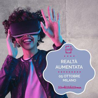 "Google Day ""Realtà Aumentata"" 05.10.2018 - Intervista a Simonetta Pozzi"