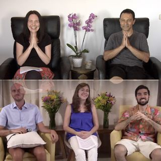 """Awake in the Miracle"" Online Retreat: Closing Session with Emily, Michael, Ken, Ana, and Andy"