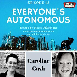 Episode 13: Caroline Cash