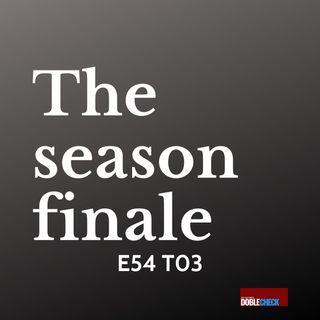 El final de la tercera temporada