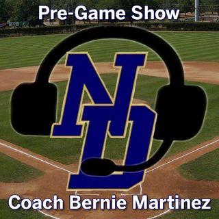 EP001 Pre-Game Coach's Show - WO 04.10.21