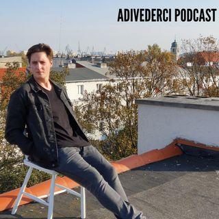 AdiVederci Podcast #2: Marta Łojek