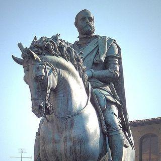 500 anni di Cosimo I de' Medici