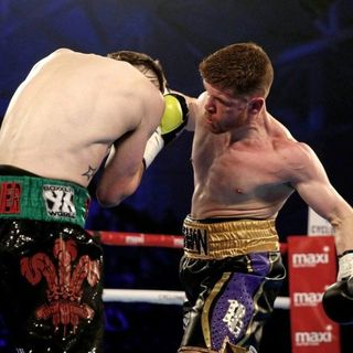 Enswell Boxing Podcast: New WBC Cruiserweight Int. Champ Tommy McCarthy & Former Commonweath Gold Medalist Paddy Gallagher - Are Ireland...