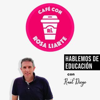 """15. Raúl Diego - """"Hay que hacer al alumnado prosumidor de la tecnología"""""""
