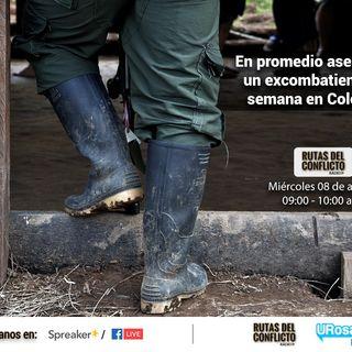 En promedio un excombatiente de las Farc es asesinado a la semana en Colombia