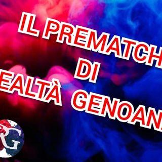 Pre Genoa Crotone e conferenze di Faggiano...