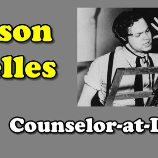 Orson Welles, Counselor-at-Law 1939 Ep. 7 | Good Old Radio #orsonwelles #ClassicRadio