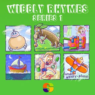 Wibbly Rhymes (Series 1): Bibbly Bobbly Boat