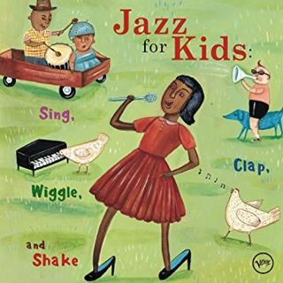 Varios artistas - Jazz for kids