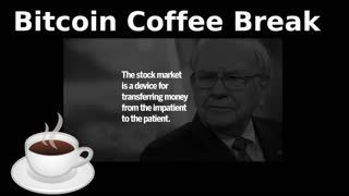 Bitcoin Coffee Break (24th May) - Markets, FacebookCoin, AT&T BitPay