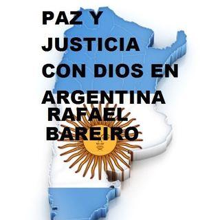 Paz y justicia con Dios en Argentina 12-04-16