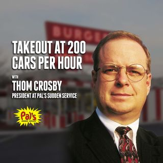 45. Takeout at 200 Cars per Hour | Thom Crosby