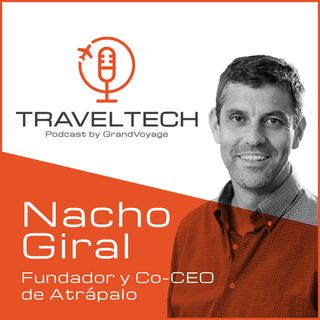 Atrápalo y el secreto del éxito con Nacho Giral