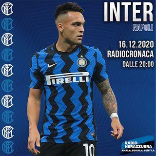 Post Partita - Inter Napoli 1-0 - 201216