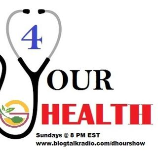 4 Your Health w/ Marsha Thadison (The Salt Guru) (Replay Episode)