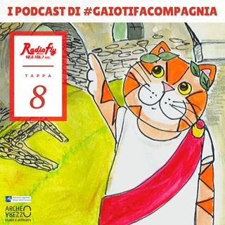 I podcast di #Gaiotifacompagnia - Ottava tappa