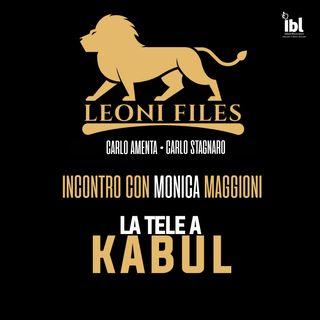 La tele a Kabul: incontro con Monica Maggioni - LeoniFiles