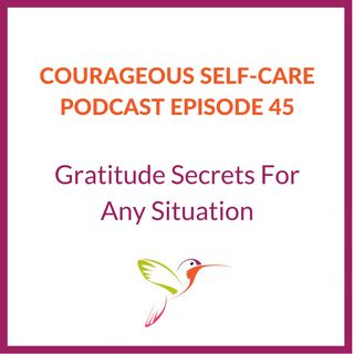 Gratitude Secrets For Any Situation