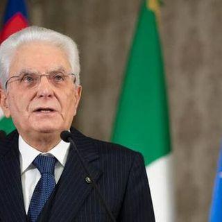 Il presidente Mattarella alle Fosse Ardeatine. A 77 anni dalla più grande strage di ebrei in Italia