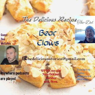 The Delicious Recipe Prepared by Del Bear claws
