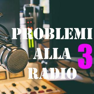 Problemi alla radio 3