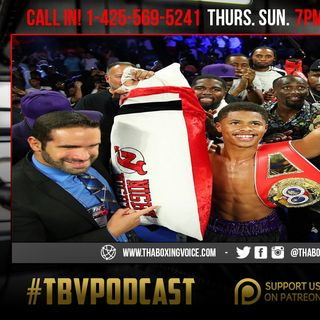 ☎️Shakur Stevenson Gets KO, Dubois Stops Gorman, Amir Khan Wants Pacquiao Next‼️