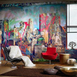 Adam D. Civalier explains his love of street art and its place in interior design