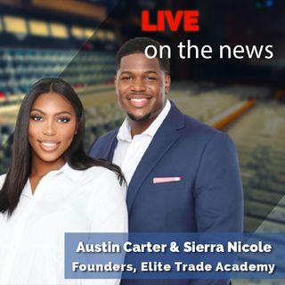 Austin Carter & Sierra Nicole