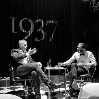 """'Samtaler fra en herrebarber' med Rufus Gifford: """"Som mand vil man altid se sig selv gennem sin fars øjne og ønske, at han er stolt """""""