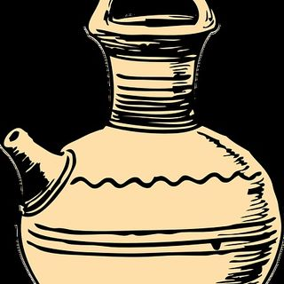 The Pot of Water, an Indian folktale