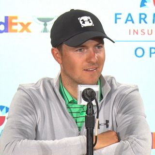FOL Press Conference Show-Tues Jan 21 (Farmers-Jordan Spieth)