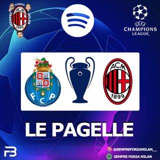 PORTO MILAN 1-0   PAGELLE