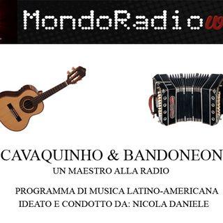 Cavaquinho & Bandoneon 92