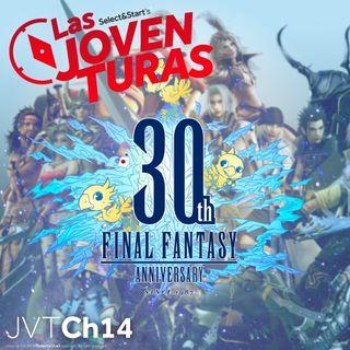 """Las Joventuras 14 """"Final Fantasy 30th Anniversary Exhibition"""""""