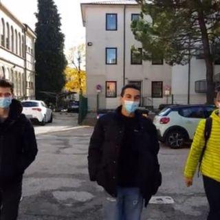 Covid, dagli studenti del Corradini un cortometraggio che chiama alla responsabilità – VIDEO