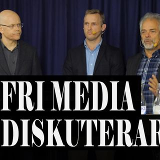 Alternativmedia paneldiskussion | Willgert, Nilsson, Matikainen m.fl.