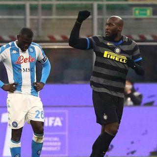 Serie A: il Milan rallenta ancora, l'Inter batte il Napoli e si avvicina alla vetta