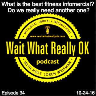What is the best fitness infomercial? Do we really need another one?