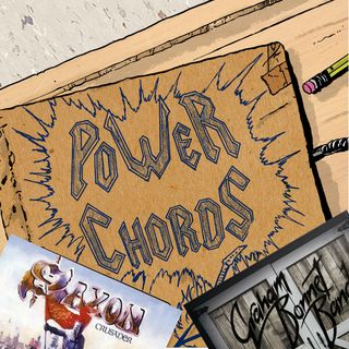 Power Chords Podcast: Track 23--Saxon and Graham Bonnet Band