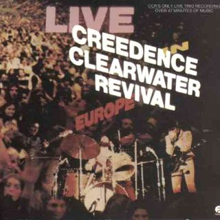 ESPECIAL CREEDENCE CLEARWATER REVIVAL LIVE IN EUROPE #CreendenceClearwaterRevival #LiveInEurope #r2d2 #yoda #mulan #twd #onward #westworld #
