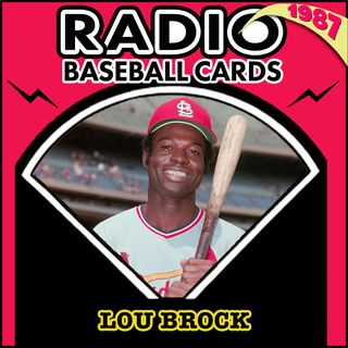 Lou Brock on Importance of His Breaking Stolen Base Record