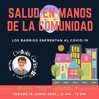 Salud en manos de la comunidad - Dra Yadira Vázquez