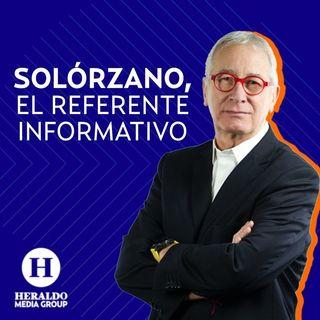Solórzano, el referente informativo. Programa completo miércoles 17 de marzo 2021