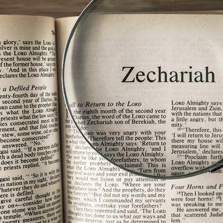 Bible Study Exercise: Zechariah 12 Pt 3
