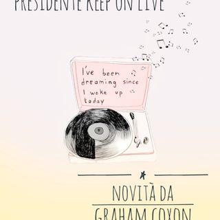 Intervista a Federico Rasetti, direttore Keep On Live + Novità da Graham Coxon, Death Cab for Cutie e molti altri... - Propaganda- s03e06