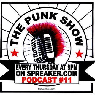 The Punk Show #11 - 04/11/2019