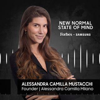 Ep.8 - Alessandra Mustacchi | fondatrice di Alessandra Camilla Milano
